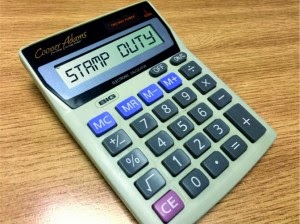 CALCULATION OF STAMP DUTY