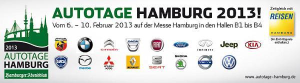 Erste Hamburger Autotage 2013