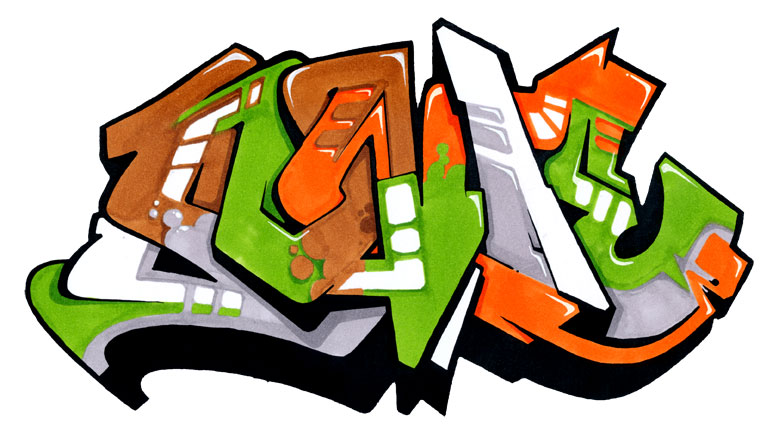 Graffiti wildstyle best graffitianz