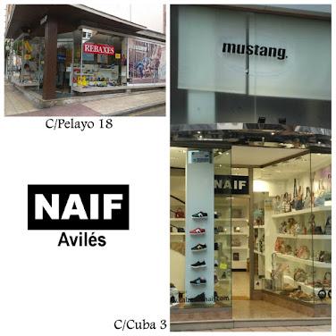 calzados NAIF