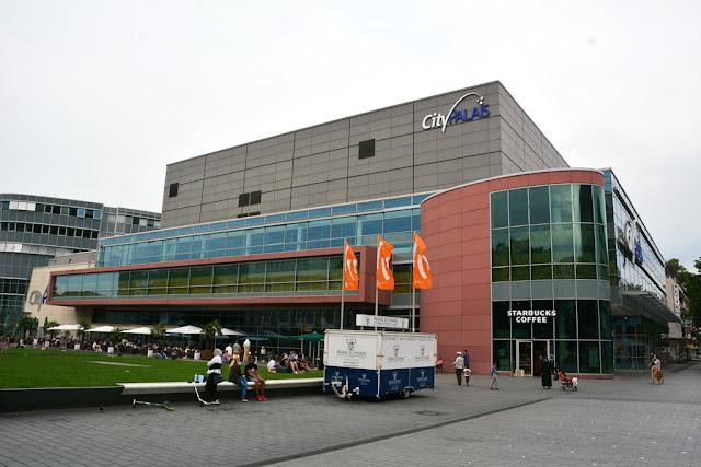 Duisburg shopping