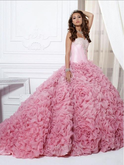 Vestido de festa mais bonito do mundo – Moda con estilo para todos ...