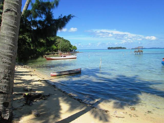 Pantai Barakuda Kemujan