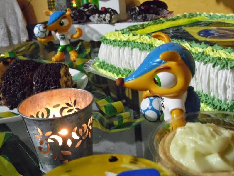 Decor #Festa Copa