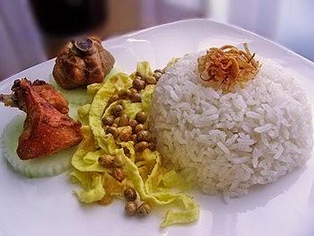 Peluang usaha jualan Nasi Uduk dan Nasi Kuning