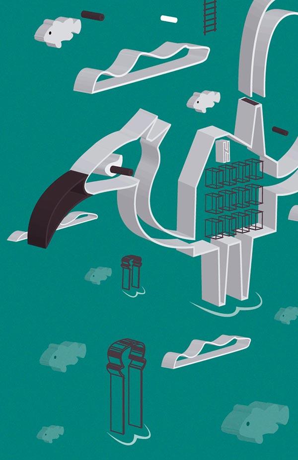 Ilustración, Hostal de Juan Manuel Díaz
