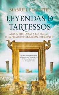 Leyendas de Tartessos, de Manuel Pimentel