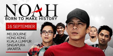 Album NOAH - Seperti Seharusnya Full Album Lengkap 2012