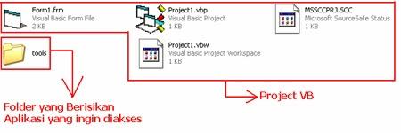 FAQ : Cara Memanggil Aplikasi Lain Di PC Dengan Visual Basic 6.0