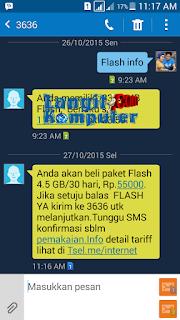 LangitKomputer.com - Paket Internet Murah Telkomsel 4,5 GB 55rb  (3)
