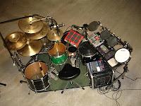 Studio Drumming
