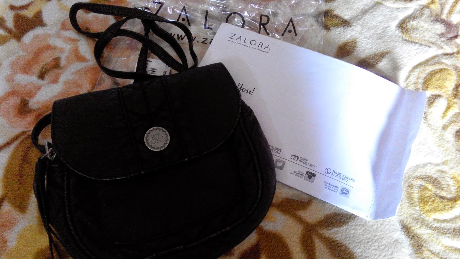 Handbag dari Zalora.com.my