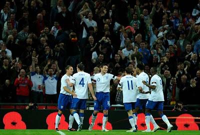 England 1 - 0 Spain (3)