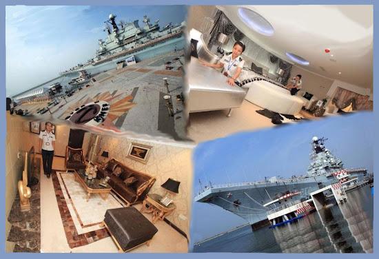 Проект строительства гостиницы на корабле