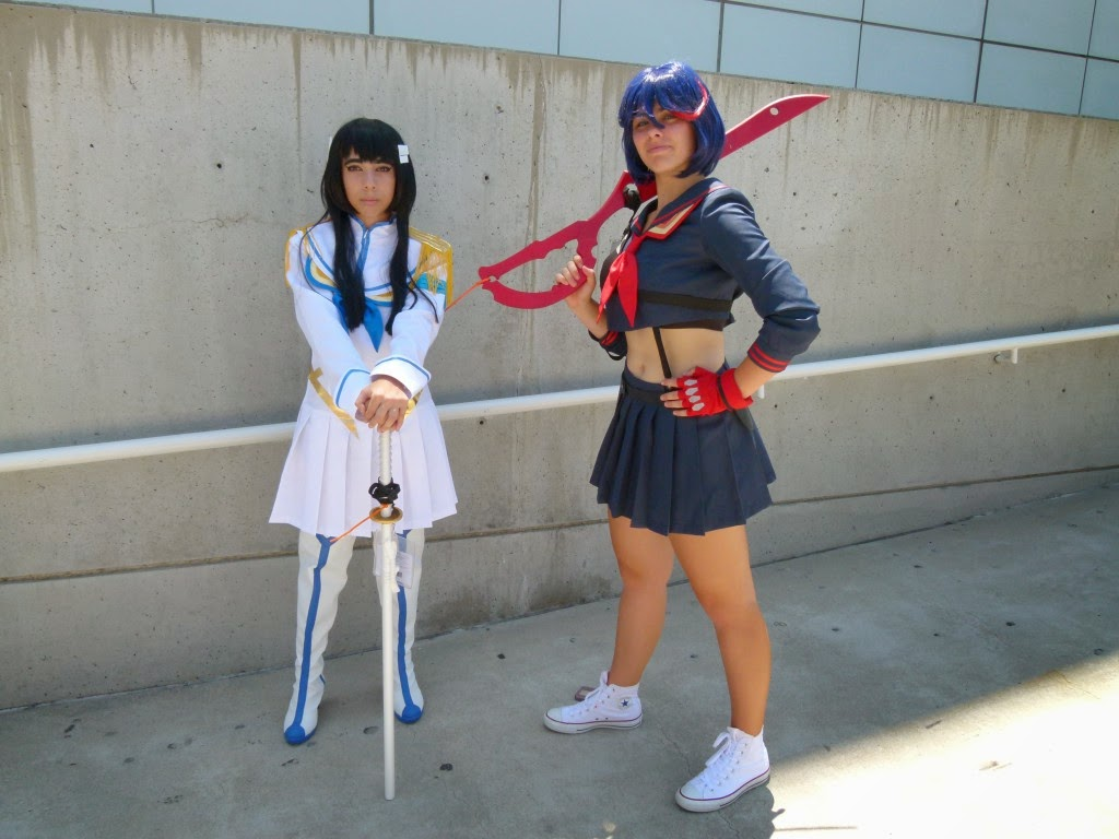 Things To Do In Los Angeles: Anime Expo 2014 Cosplay Gallery