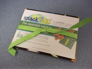 SnackTaxi Review & Giveaway Just In Time For Earth Day