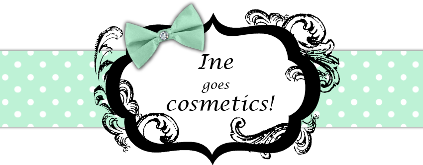 Ine goes cosmetics!