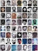 Algunas fotos de desaparecidos
