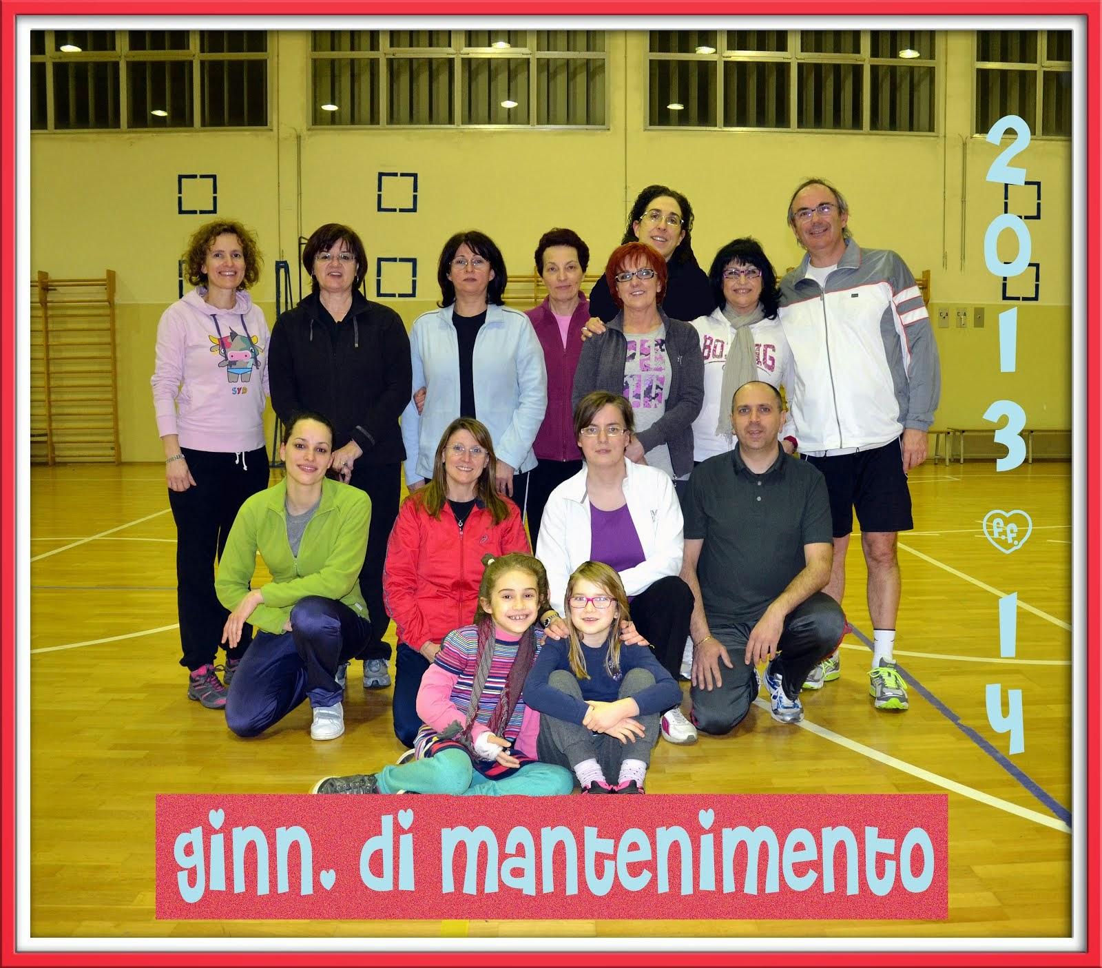 Ginn. di Mantenimento 2013/14