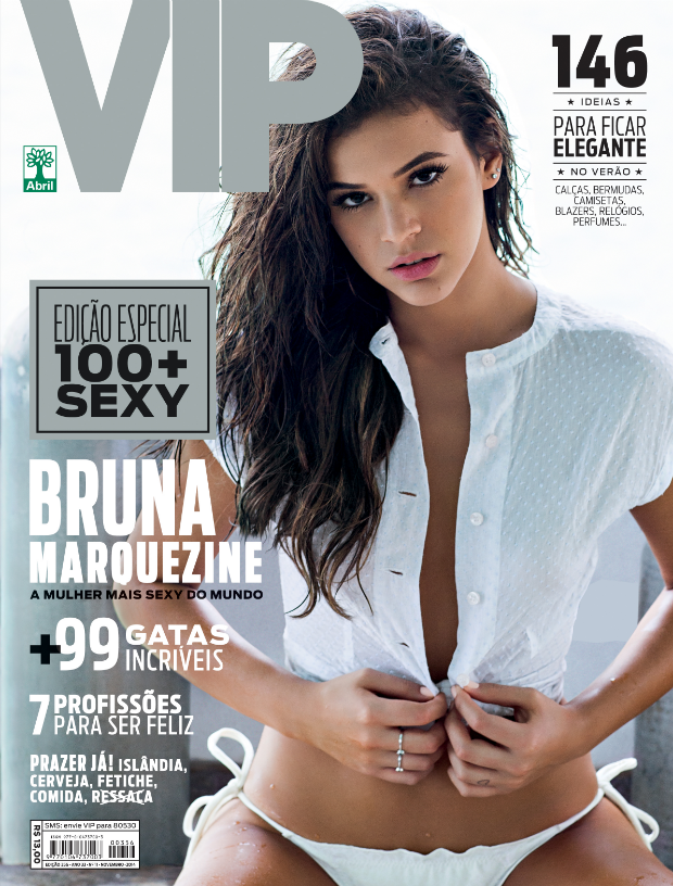 Bruna Marquezine en VIP