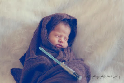 Green Pear Diaries, fotografía, Trish McCoy, bebé, Star Wars, Star Wars baby