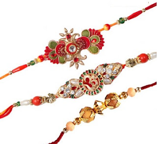 2012 Rakhi Collection Fancy Rakhis