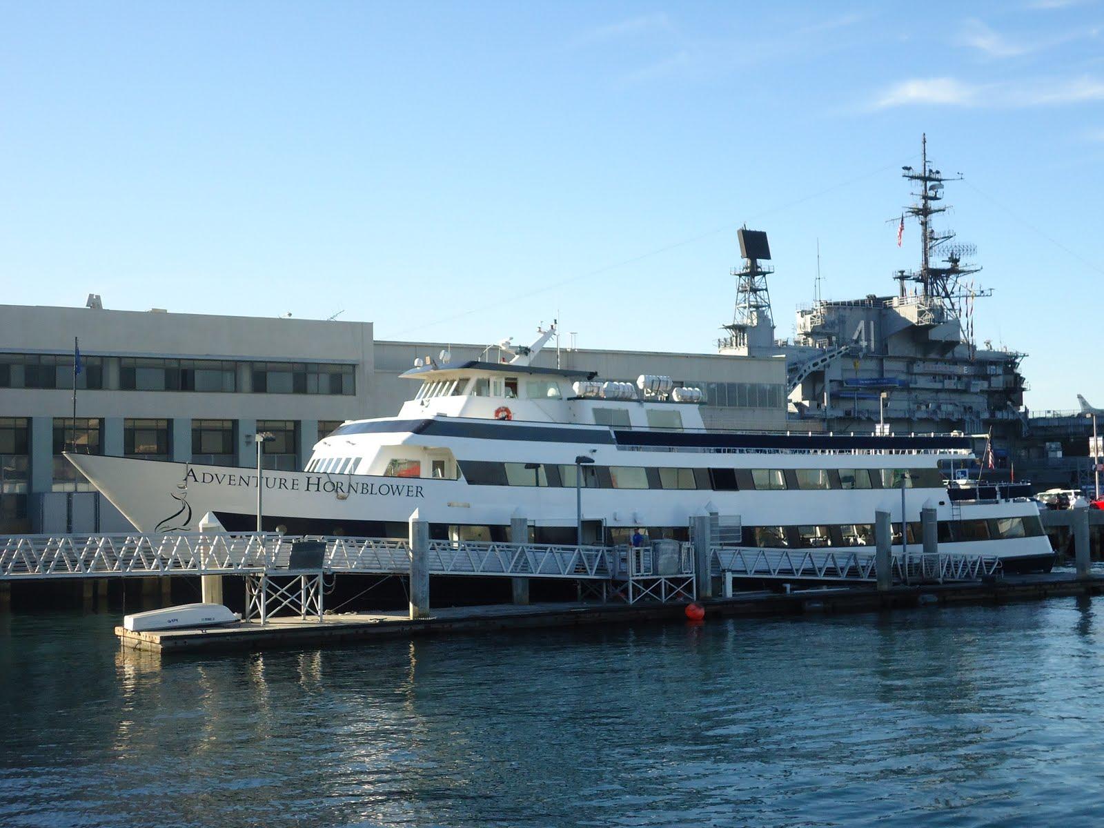 California Dreaming: Whale-watching & San Diego Hafen