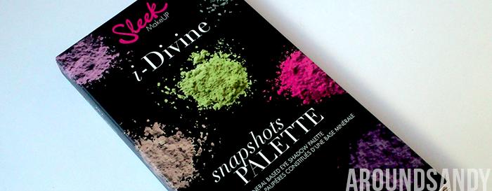 Sleek - Snapshots Palette