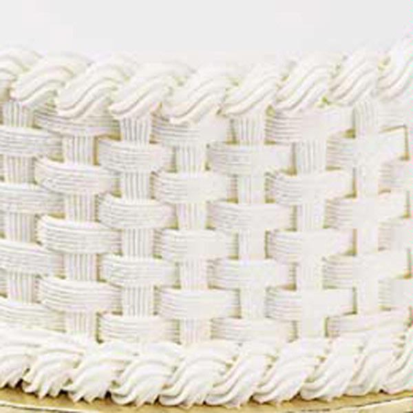 Basket Weaving Tips : The joys of caking lesson perfect final cake and