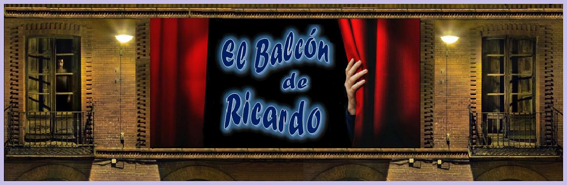 EL BALCóN de RICARDO