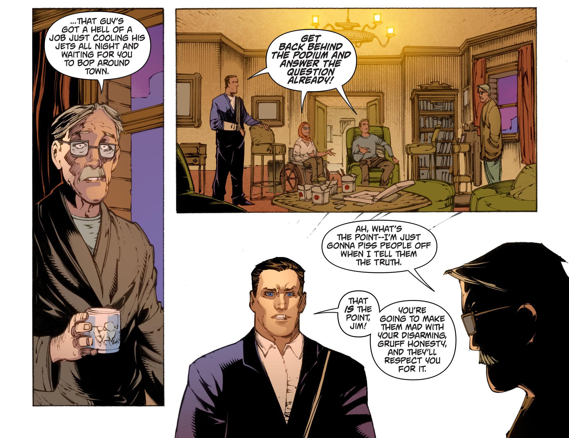 Batman: Arkham Knight [I] Issue #20 #22 - English 10