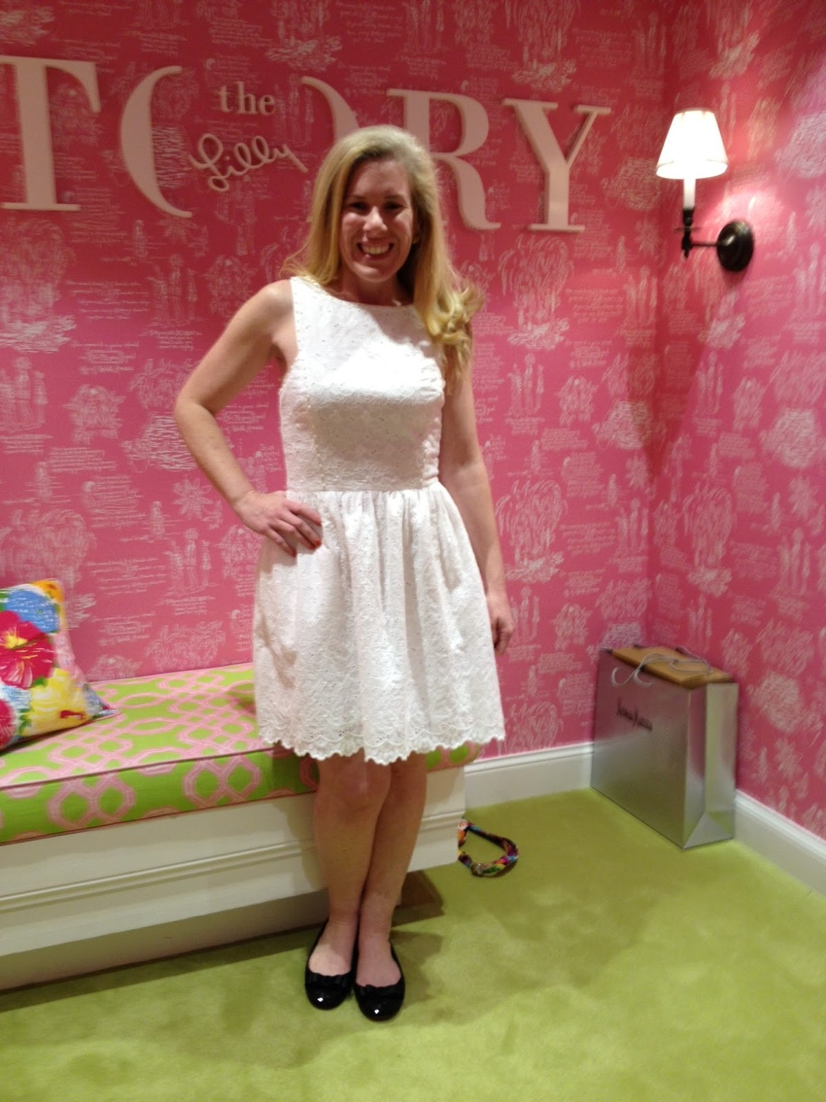 Spring Fit Guide and Lunch at Lilly
