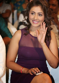 Actress Model Madhu Shalini  Picture Gallery in Short Dress at Ladies and Gentleman Audio Launch  36.jpg