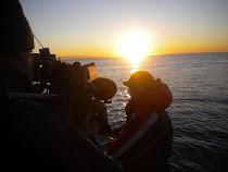 Fiske tur med NRK