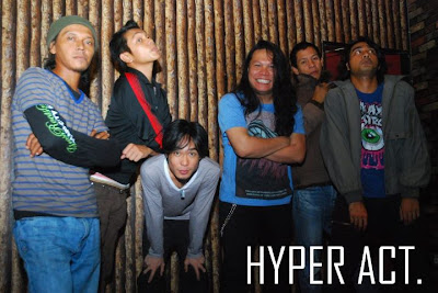 Hyper Act - Ku Tiba Lagi Lirik dan Video