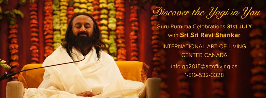 Guru Purnima Celebrations 2015