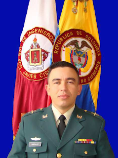 Señor Teniente Coronel William Gonzalez Montoya