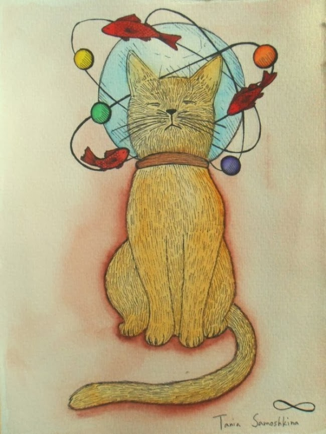Внутренний кот Татьяны Самошкиной