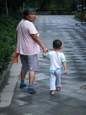 china, child, pants, hole