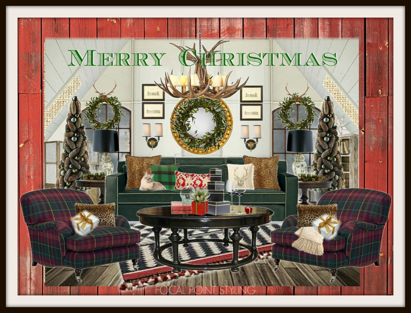 View and Vote for: Cozy Christmas