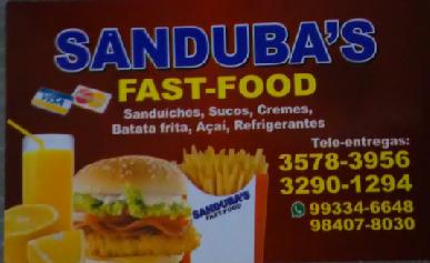 patrocinador sandubas raimundinho