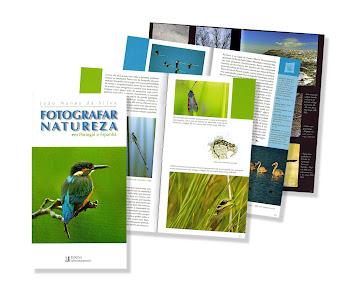 """Livro """"Fotografar Natureza em Portugal e Espanha"""""""
