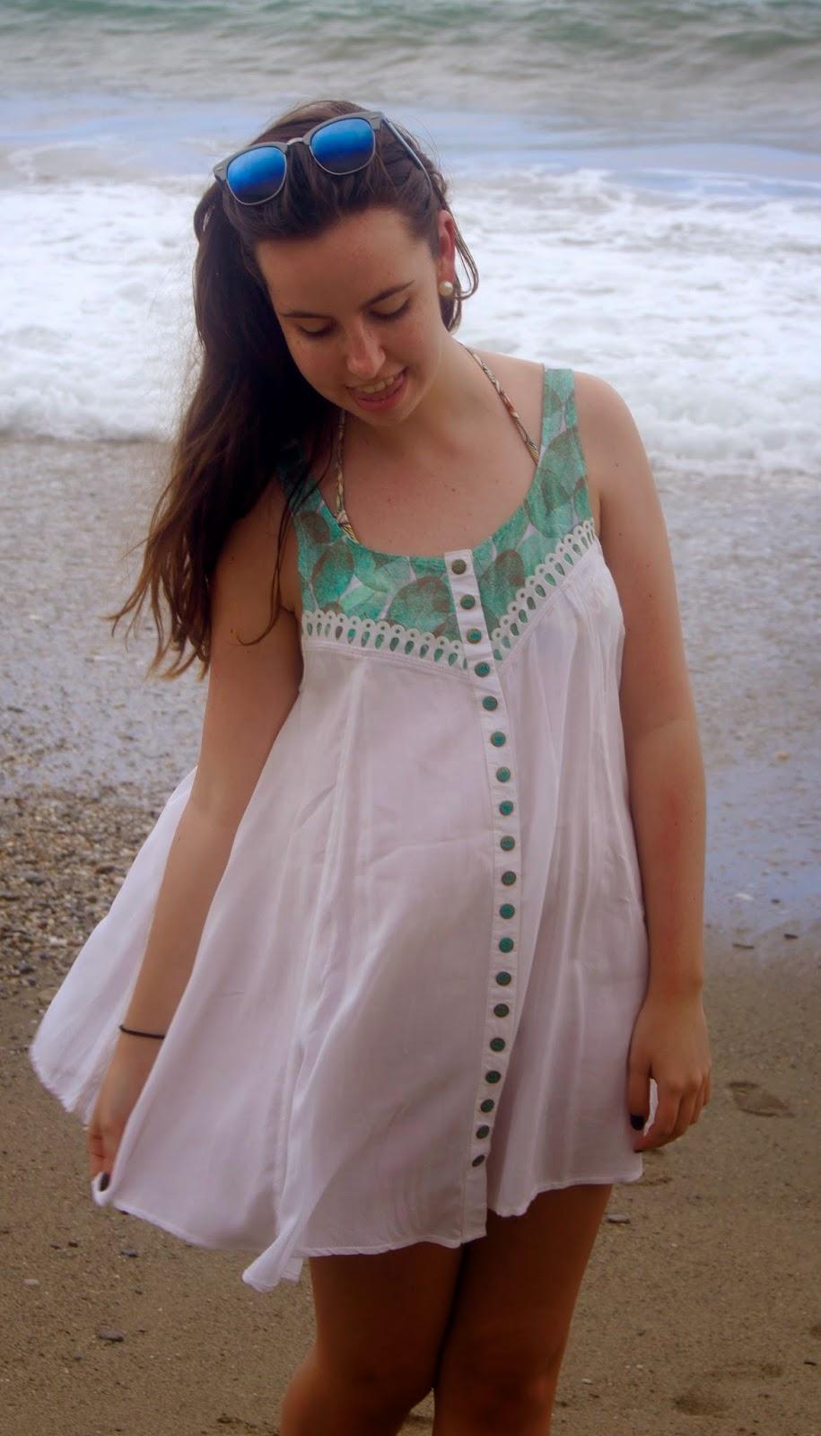 hey vicky hey, victoria suarez, playa, beach, blogger, maaji