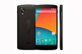 Spesifikasi dan harga Nexus 5  /9/07/2014