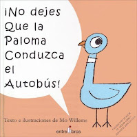bookcover of  No Dejes Que La Paloma Conduzca El Autobus (Pigeon) by Mo Willems