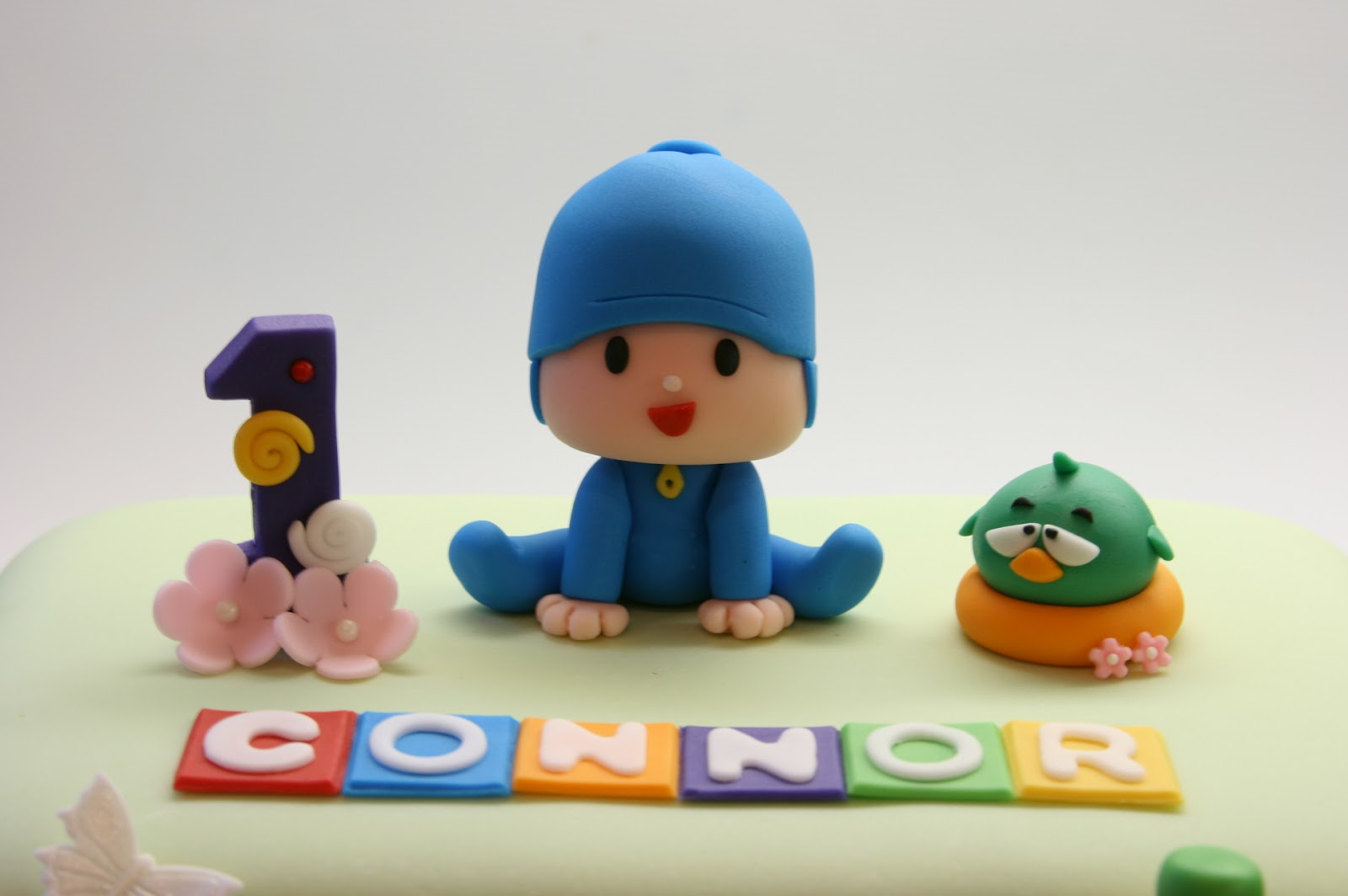 Beautiful Kitchen Pocoyo And Friends Cake For Connor S