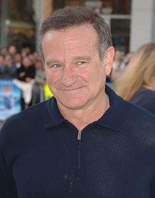 Robin Williams famosos del cine