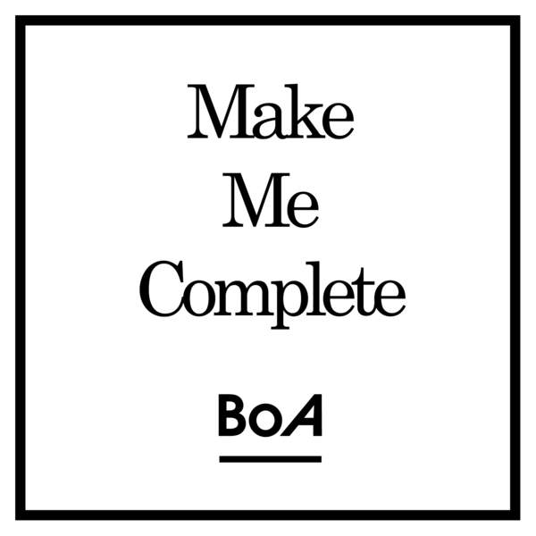 [Single] BoA – Make Me Complete (2016.01.22/MP3/RAR)