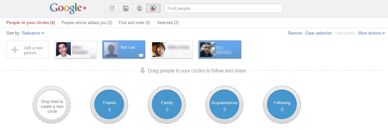 how to add a friend on google account