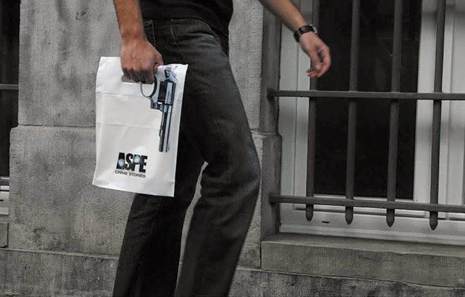 Hình ảnh hài hước: Những chiếc túi xách bá đạo